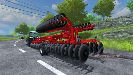 Vicon Discotiller XR для Farming Simulator 2013