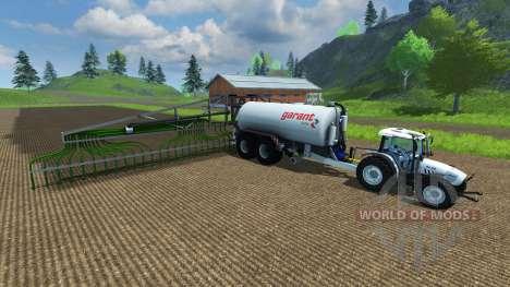 Kotte GARANT для Farming Simulator 2013