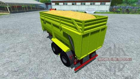 Conow TMK 22 7000 для Farming Simulator 2013