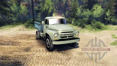 ЗиЛ-130 v1.01 для Spin Tires