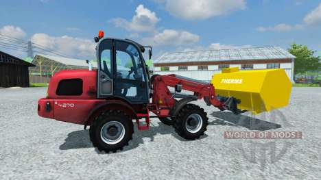 FHERMS для Farming Simulator 2013