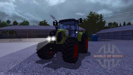 CLAAS Axion 950 для Farming Simulator 2013
