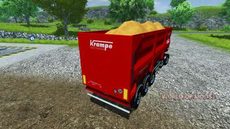 Krampe Bandit SB30 для Farming Simulator 2013