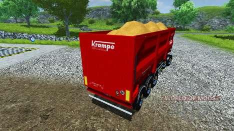 Krampe Bandit SB30 для Farming Simulator 2013