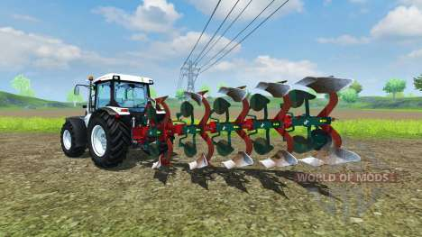 Kverneland RW для Farming Simulator 2013