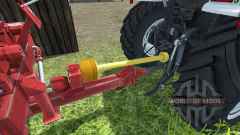 Ручное сцепление v2.0 для Farming Simulator 2013