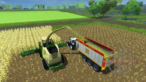 Veenhuis SW550 для Farming Simulator 2013