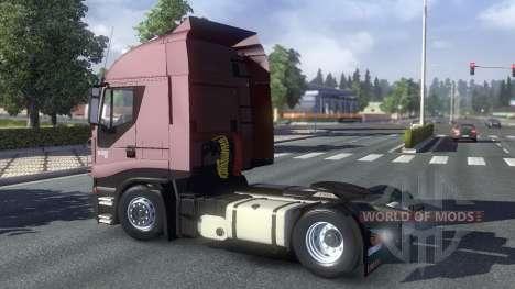 Iveco Stralis 500 для Euro Truck Simulator 2