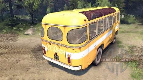 ПАЗ-3201 для Spin Tires