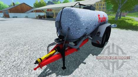 Fuchs Güllefass 18500l для Farming Simulator 2013