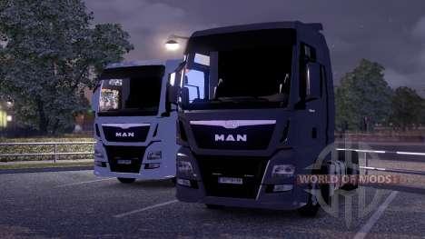 MAN Euro 6 для Euro Truck Simulator 2