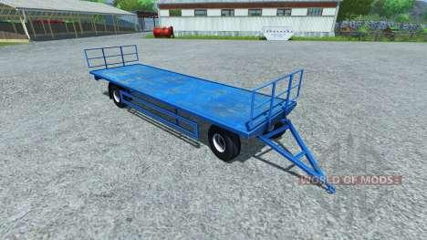 Прицеп для паллетов LIZARD для Farming Simulator 2013