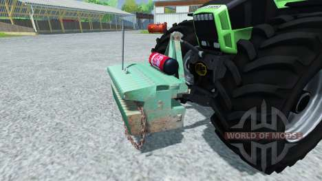 Противовес John Deere для Farming Simulator 2013