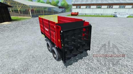 Metal-Fach N267 для Farming Simulator 2013
