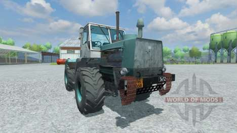 Т-150К Green для Farming Simulator 2013