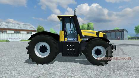 JCB Fasttrac 8250 для Farming Simulator 2013