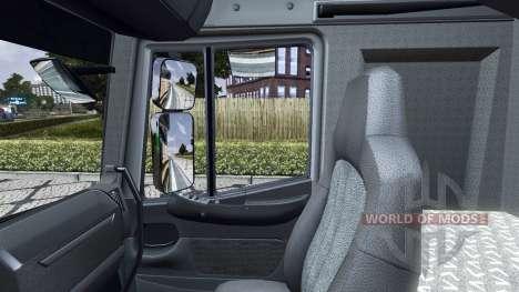 Новые камеры для Euro Truck Simulator 2