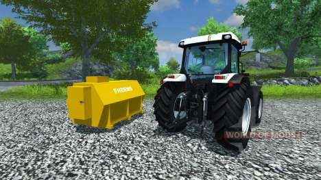 FHERMS для Farming Simulator 2013