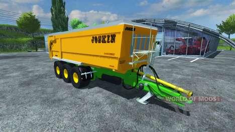 JOSKIN Trans-SPACE 8000-27 для Farming Simulator 2013