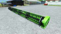 Deutz-Fahr Cutter 7545 RTS XL