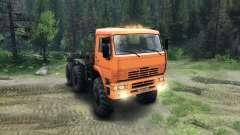 КамАЗ-6520 Monster