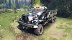 КрАЗ-255 camo v3