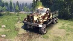 КрАЗ-255 camo v2