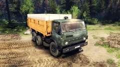 КамАЗ-55102 v3.0