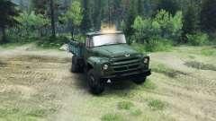 ЗиЛ-130 в новом окрасе