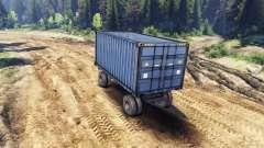 Прицеп-контейнер для ЗиЛ-133 Г1 и ЗиЛ-133 ГЯ