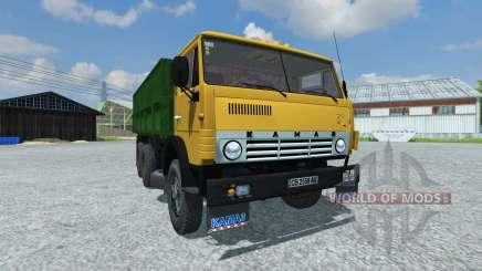 КамАЗ-55102 для Farming Simulator 2013