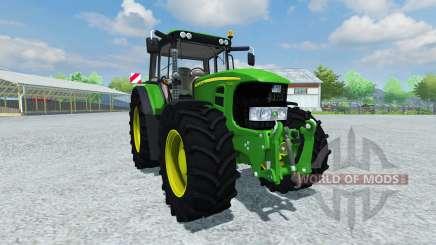 John Deere 7530 Premium для Farming Simulator 2013