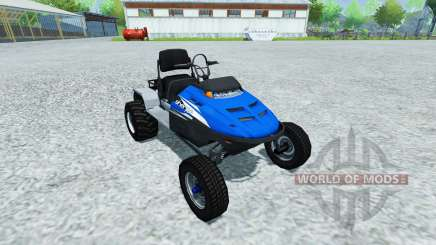DIY Quad для Farming Simulator 2013