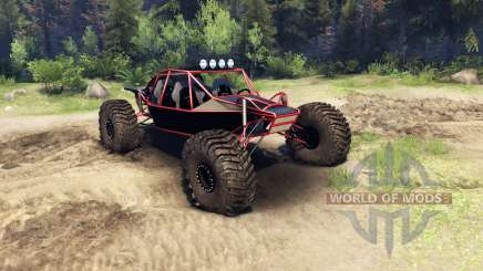The Raakry v1.1 blood для Spin Tires