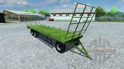 Тюковоз для Farming Simulator 2013