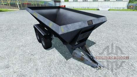 Разбрасыватель удобрений МВУ-8Б для Farming Simulator 2013