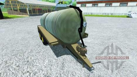 Progress HTS 100.27 для Farming Simulator 2013
