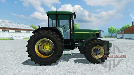 John Deere 7810 для Farming Simulator 2013