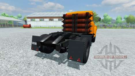 ЗиЛ-130В для Farming Simulator 2013