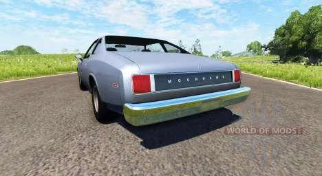 Bruckell Sunhawk DV для BeamNG Drive