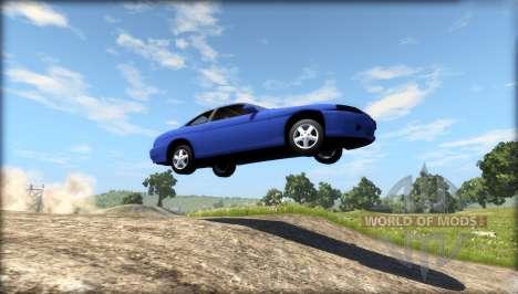 Lexus SC300 для BeamNG Drive