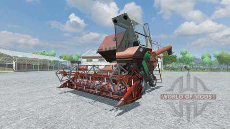 СК-5 Нива для Farming Simulator 2013