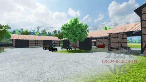Forest для Farming Simulator 2013