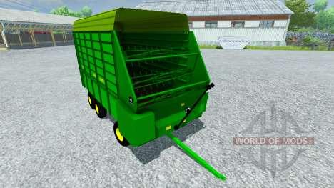 John Deere 716A для Farming Simulator 2013