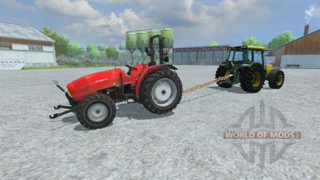 Цепь для Farming Simulator 2013