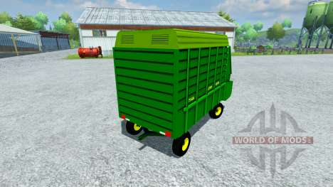 John Deere 714A для Farming Simulator 2013