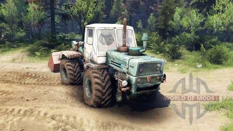 Т-150К v2.1 для Spin Tires