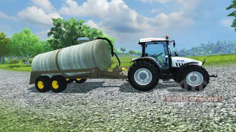 Progress HTS 100.27 для Farming Simulator 2013