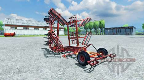 Rau Smoke Ripper v2.1 для Farming Simulator 2013