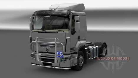 Таблички для Euro Truck Simulator 2